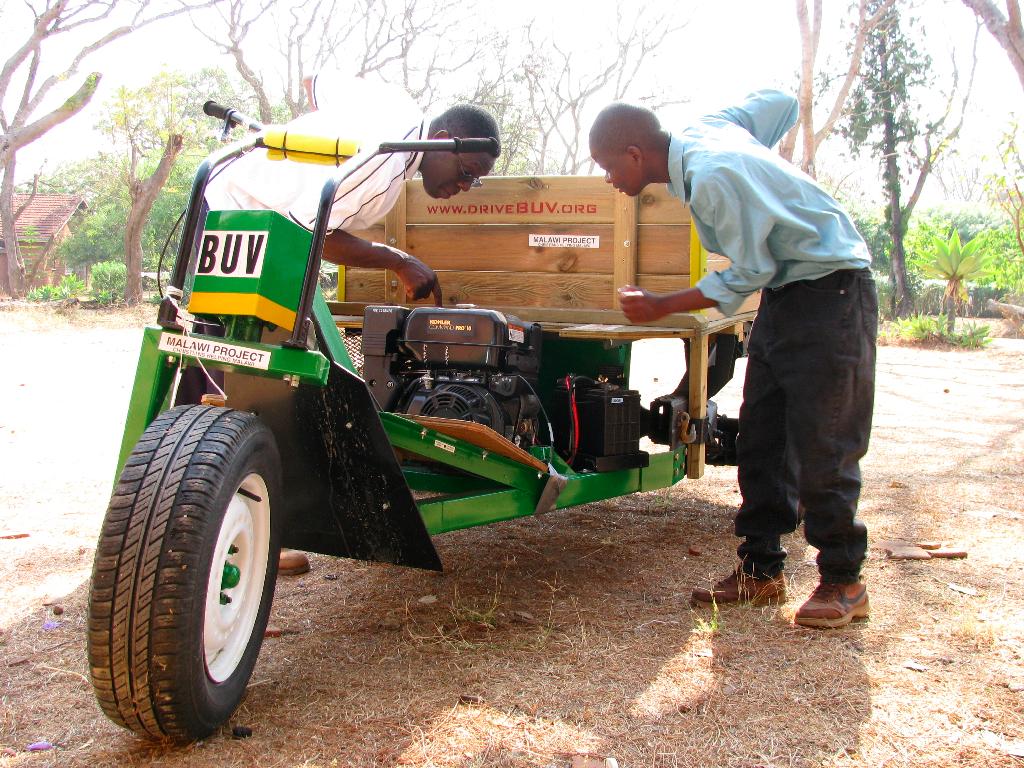 Agriculture_Basic Utility Vehicle