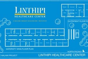 The Planned LInthipi Birthing Center will be underway soon.