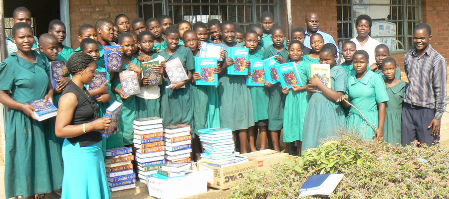 Textbooks for Malawian Students