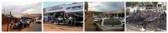 Lilongwe - Old Town